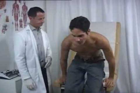 Male Doctor Tgp gay The Doctor Had On His Pair
