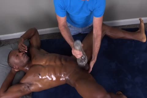 Hungry black amateur sucks on cocks