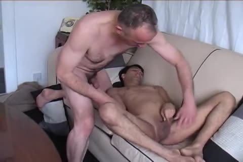 Paul's three-some With British Indian friend