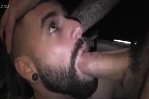 Muscle brothers bizarre deep throat