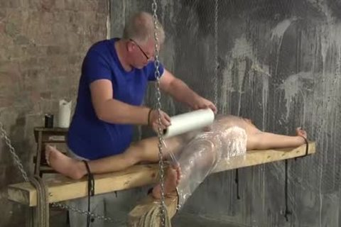 pretty Justin Getting His large cock Milked By slavemaster