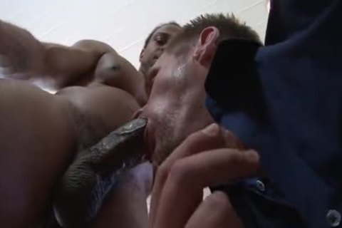 Muscle Student anal audition
