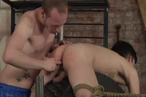 Sean Gives coarse Treatment To Xavier And slips His rod In