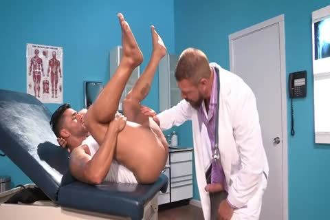 large dick Doctor And small wazoo Patient