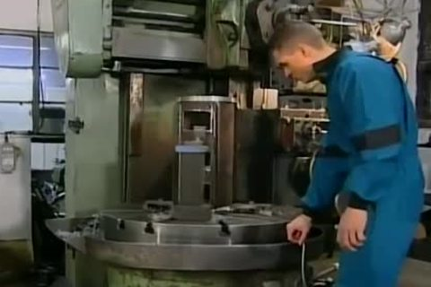Factory Hunk Workers avid sleazy And coarse homo Sex orgy