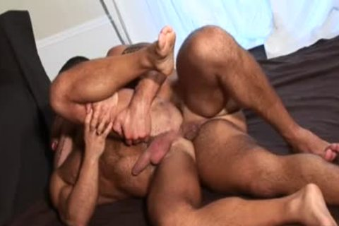 big dick Bear anal With Eating spooge