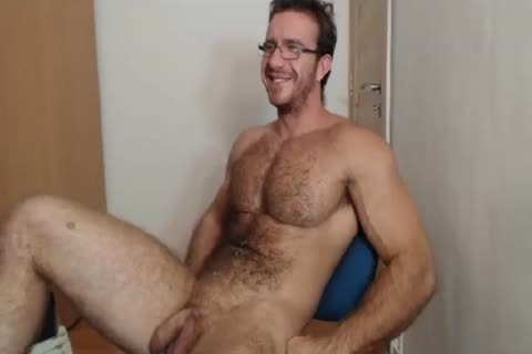 [web camera] Bigdudex A dirty bushy Daddy Shows ass And