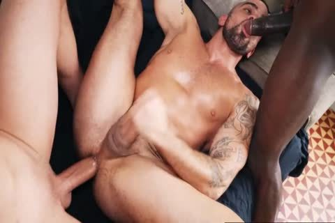 unprotected - two humongous dicks, 1 Greedy aperture