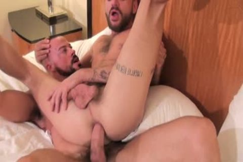 Tattoo gay ass sex With ejaculation