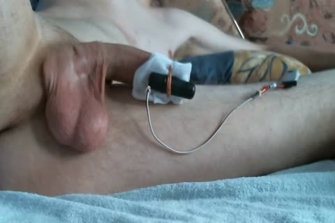 Vibe Therapy And Handsfree cock juice flow