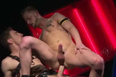 Big schlong cock fetish and cream flow