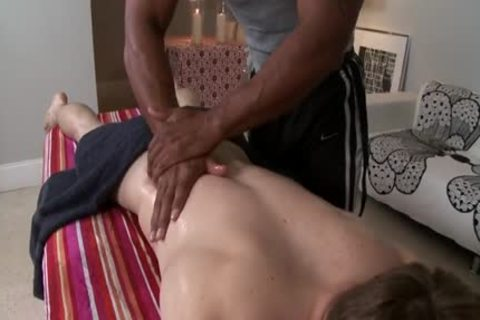 gigantic knob gay blowjob-service With Massage
