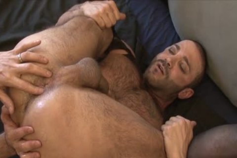 monstrous ramrod homosexual anal job With cumshot