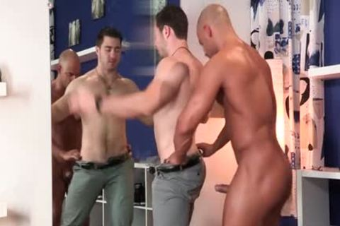 large penis homosexual suck job-stimulation And cumshot