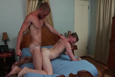 (bare bareback) Switching stripped-partner - Part #1