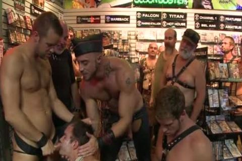 cute homosexual fastened With cumshot