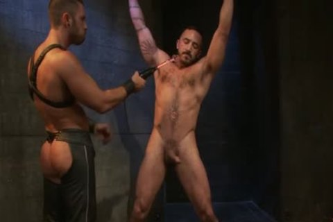 stunning gay tied And ass penis juice flow