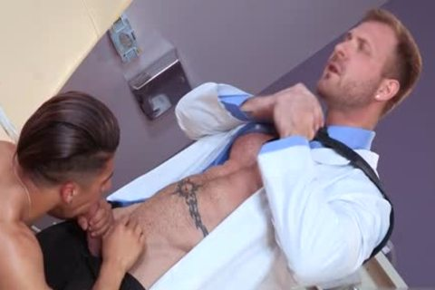 large cock Wolf oral job And ejaculate flow