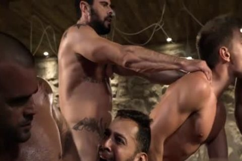 tasty gay Hard pound And Facial