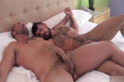 Muscle homo irrumation-sex With ejaculation