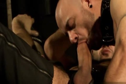 enormous knob homo oral-job job And cumshot