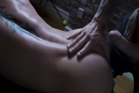 massive dick homosexual oral sex-service And cumshot