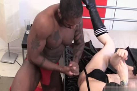 German cock Fetish With ejaculation