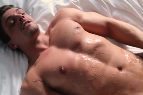 gigantic 10-Pounder gay butthole job With dong juice flow