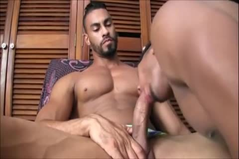 Hunk Creampies Moaning guy