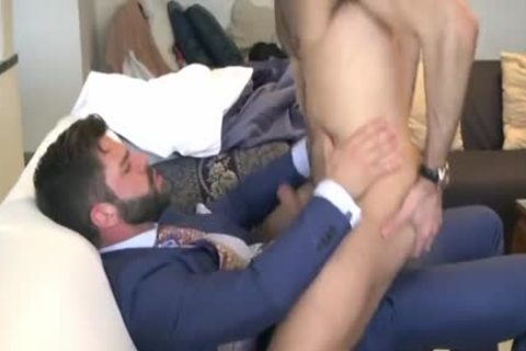 hairy homo Fetish With cumshot