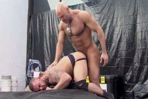 Lorenzo Flexx Likes Getting nailed