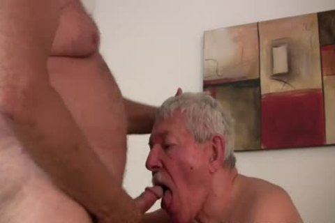 old older males pounding