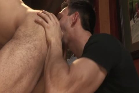 Latin Son oral enjoyment-service With cock juice flow
