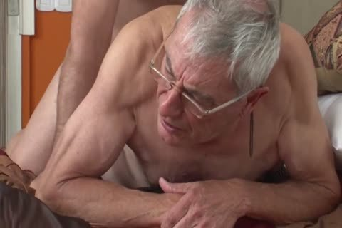 fucking An old daddy bare