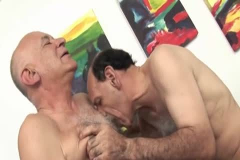 three-some Grandpas