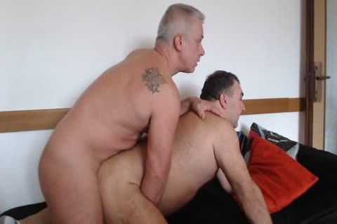 older fellows bareback