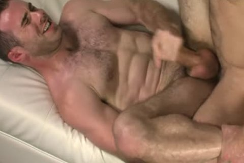 Cauke For Free: Matthew Bosch & Alex Mecum: Muscle guy Sweaty Flip poke