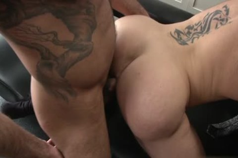 gorgeous homosexual Flip Flop And Creampie