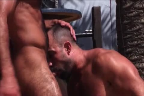 hairy Daddies, delicious orgy