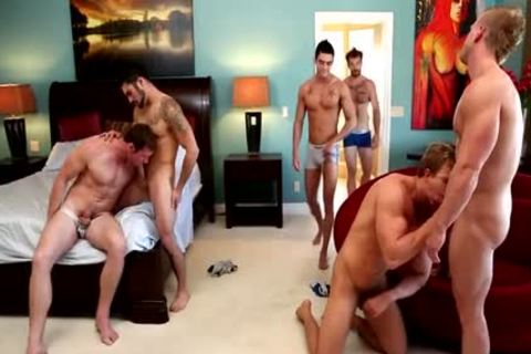 9 Multiple Options With 7 Males