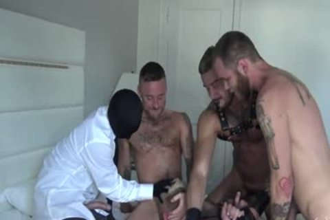 RFC - Jett Rink's Birthday group sex