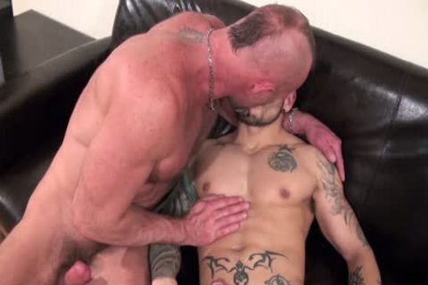 males Doing What males Do superlatively admirable; Pumping Each Other Full Of kinky Loads Of love juice