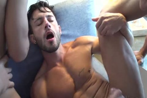 Lustful Gay Guys Fucking Cumming