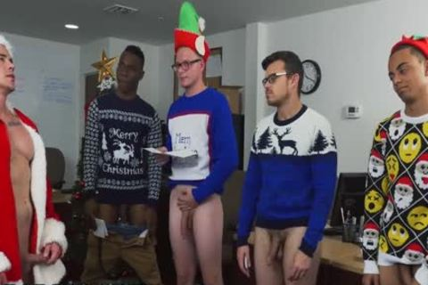 GRAB booty - A Very homo Holiday peculiar!