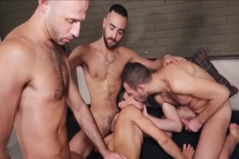 Gay latino gang bang