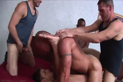The superlatively nice Of gay double penetration - butthole DP