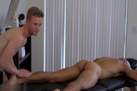 large cock homosexual butthole sex And Massage