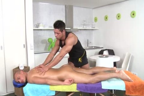 massive cock Daddy oral sex-stimulation With Facial