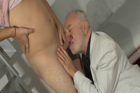 twink plowing old Daddy