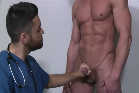 young Doctor acquires screwed By A nasty Muscle Daddy On His First Day..Jamesxxx7